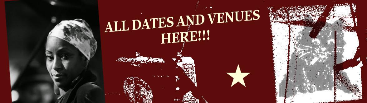 datesand venues